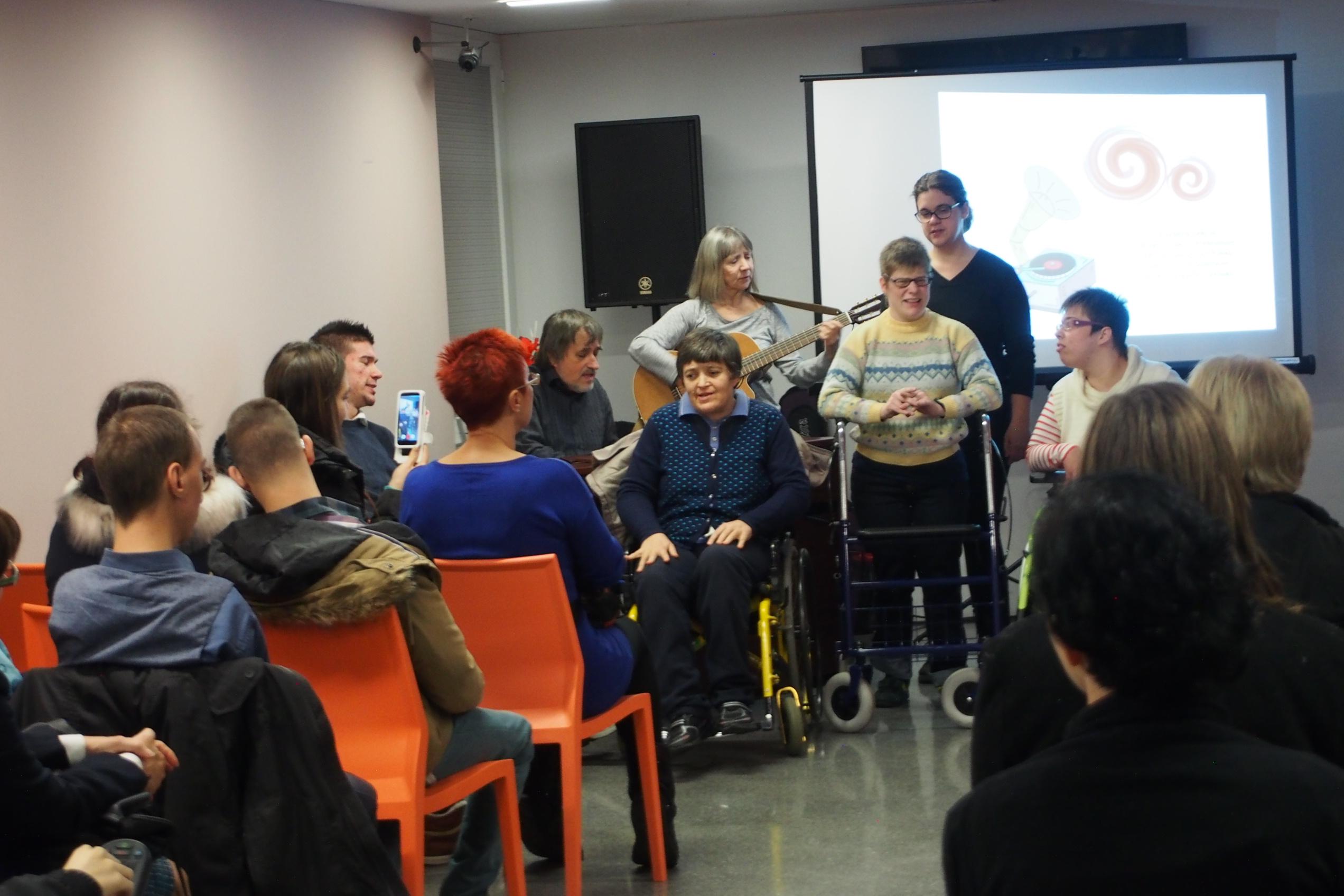 Besplatno mjesto za pronalazak invalida